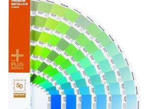 Pantone Premium Metallic Guide – GG1405