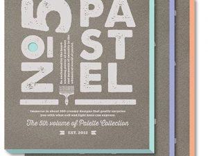 Palette No. 05: Pastel New Soft-Toned Graphics