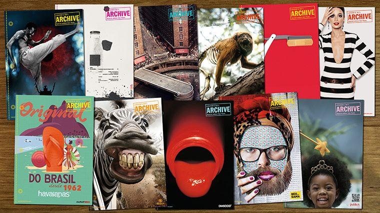 ARCHIVE Special Edition São Paulo
